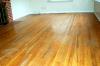 Salem Oregon Red oak floor restoration and refinish
