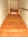 Salem Oregon fir staircase refinish - after