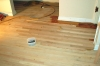 Salem oregon red oak flooring vent hole repaired
