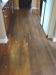 Salem Oregon red oak floor refinish - before