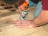 Salem Oregon hardwood flooring patch repairing process