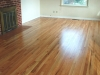 Red Oak livining room restored-after