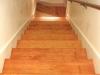 Salem Oregon fir staircase refinish - after