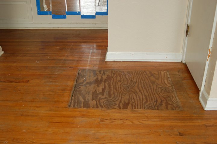 Repair Sand Refinish Hardwood Floor Salem Oregon 1.
