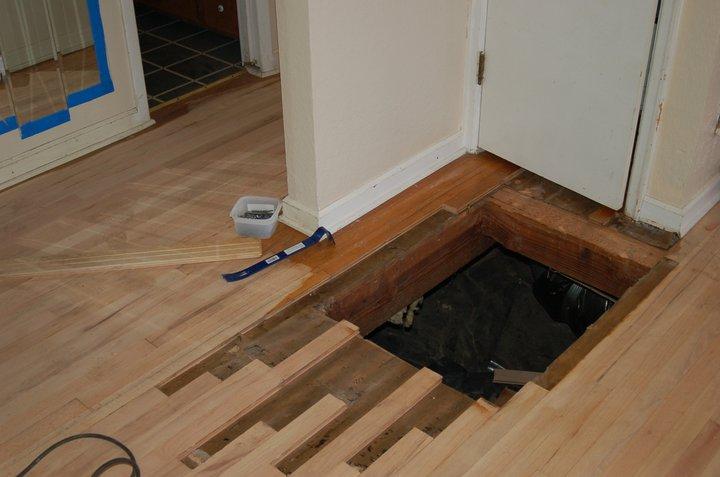 Repair Sand Refinish | Willamette Hardwood Floors