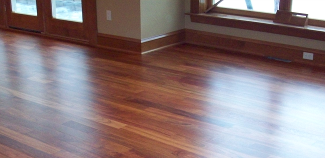 Why should I choose hardwood flooring?